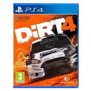 Dirt 4 PS4 -- ODMAH DOST