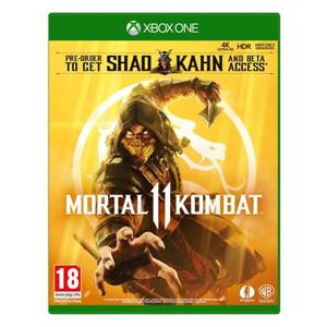 Mortal Kombat 11 Xbox On