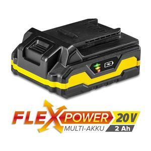 Trotec Višenamjenska punjiva baterija Flexpower, 20 V, 2 Ah - ODMAH DOSTUPNO -