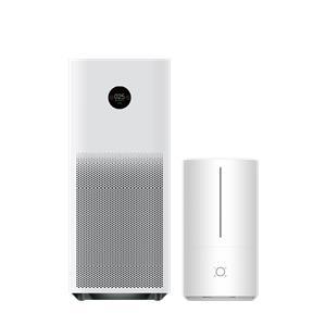 Xiaomi Mi Air Purifier Pro H+Xiaomi Mi Smart Antibacterial Humidifier