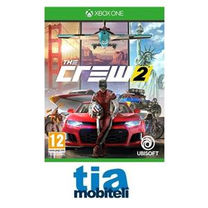 The Crew 2 Standard Edition Xbox One