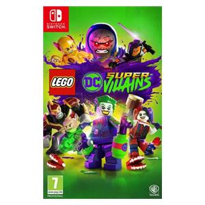 Lego DC Super Villains S