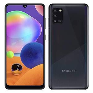 Samsung Galaxy A31 A315 4G 64GB Dual-SIM prism crush black - ODMAH DOSTUPNO