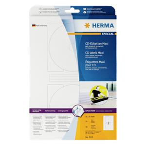 Herma CD-labels 116 25 S
