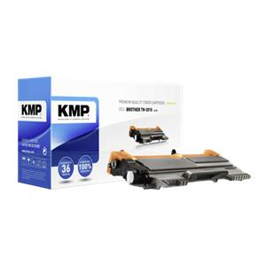 KMP B-T73 Toner black compatible with Brother TN-2010