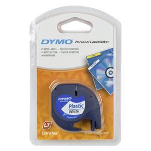 Dymo Letratag Plastic ta
