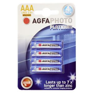 1x4 AgfaPhoto Micro AAA
