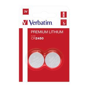 1x2 Verbatim CR 2450 Lit