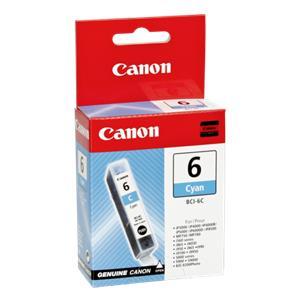 3 Canon BCI-6 C cyan