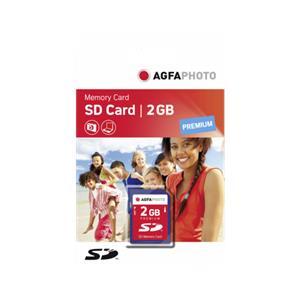 AgfaPhoto SD Card 2GB 13