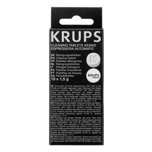 Krups XS 3000 Cleaning t