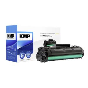 KMP H-T152 Toner black compatible with HP CE 278 A