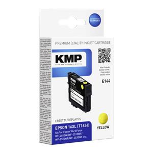 KMP E144 ink cartridge yellow compatible with Epson T1634