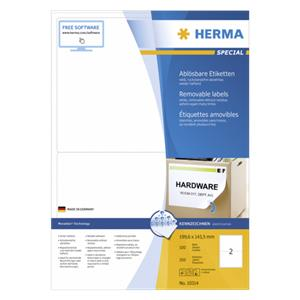 Herma Removable Labels 1