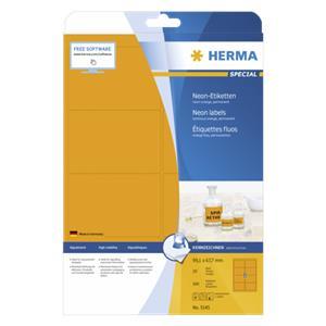 Herma Neon Labels      9