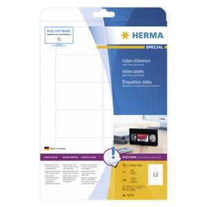Herma Video Labels     7