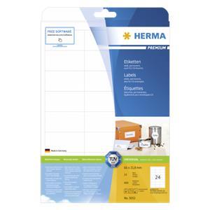 Herma Labels          66