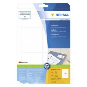 Herma Labels       83,8x