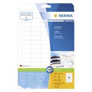 Herma Label           35