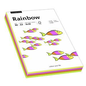 Papyrus Rainbow A 4 80 g