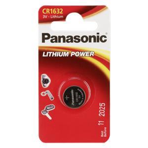 1 Panasonic CR 1632 Lith