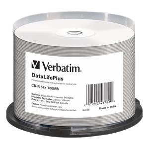 1x50 Verbatim CD-R 80 /