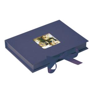 Walther Geschenkbox Fun    13x18 70 Photos blue FB112L