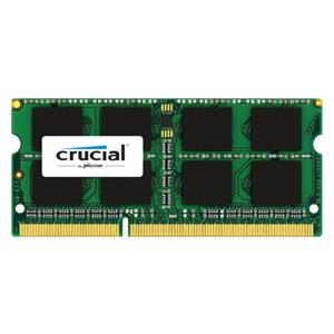 Crucial 4GB DDR3L 1866 MT/s CL13 PC3-14900 SODIMM 204pin for Mac