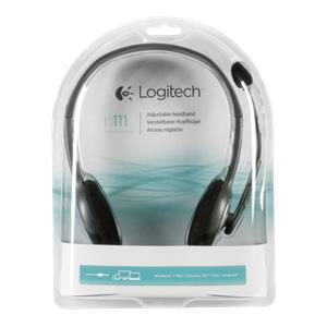 Logitech H111 Stereo Hea