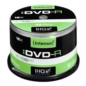 1x50 Intenso DVD-R 4,7GB