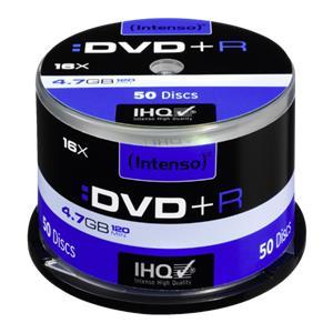 1x50 Intenso DVD+R 4,7GB
