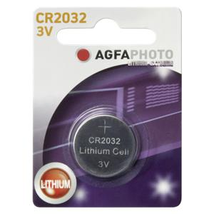 1 AgfaPhoto CR 2032