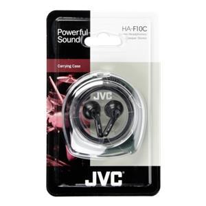 JVC HA-F 10 C black
