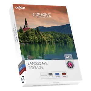 Cokin U300-06 Landscape Kit incl. 3 Filters