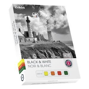 Cokin U400-03 Black & White Kit incl. 4 Filters