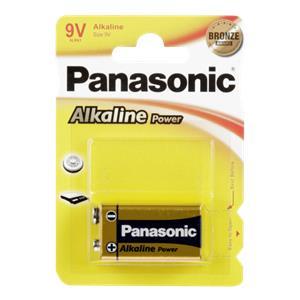 1 Panasonic Alkaline Pow