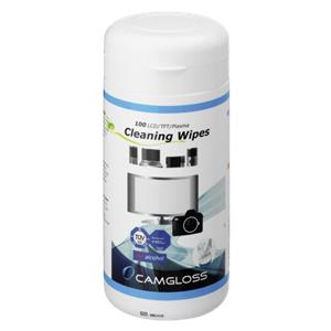 Camgloss Cleaning Wipes   100pcs TFT/LCD