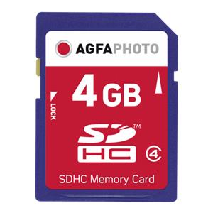 AgfaPhoto SDHC card