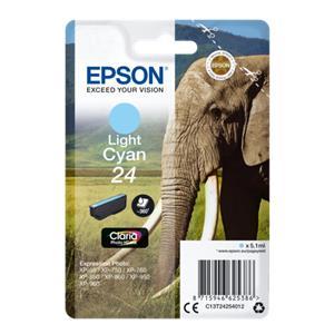 Epson ink cartridge light cyan Claria Photo HD T 242     T 2425