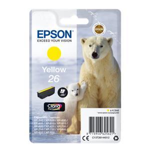 Epson ink cartridge yellow Claria Premium T 261      T 2614