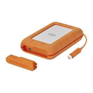 LaCie Rugged USB-C           5TB Thunderbolt USB 3.0