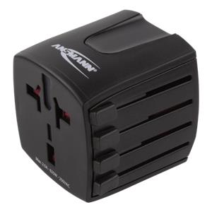 Ansmann All in One 2 Universal Travel Adapter