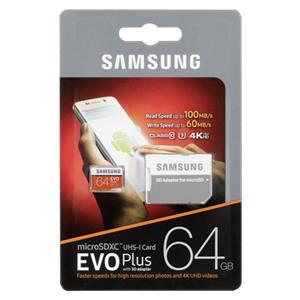Samsung microSDXC EVO+ 6