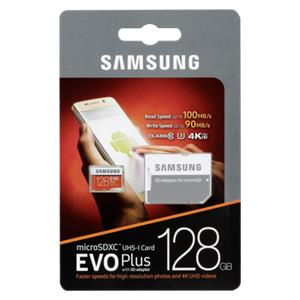 Samsung microSDXC EVO+ 1