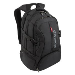 Wenger Transit 16  40cm Deluxe Laptop Backpack black