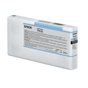 Epson ink cartridge light cyan T 913 200 ml              T 9135