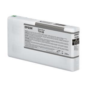 Epson ink cartridge matte black T 913 200 ml              T 9138