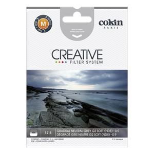 Cokin Filter P121S Gradual grey 2 ND 8