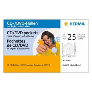 Herma SK CD/DVD-sleeves