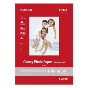 Canon GP-501 A 4, glossy 200 g, 20 Sheets